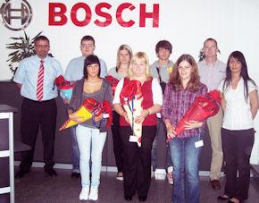 bosch startet ausbildungsgang reisevermittlung touristik callcenterprofi. Black Bedroom Furniture Sets. Home Design Ideas