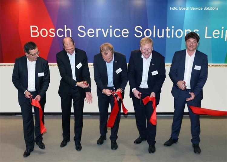 bosch service solutions vierter deutscher standort feierlich er ffnet callcenterprofi. Black Bedroom Furniture Sets. Home Design Ideas