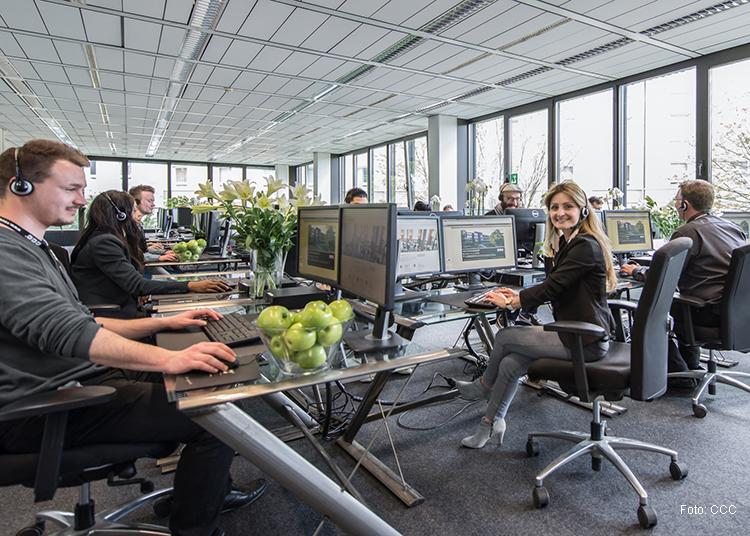 competence call center mit neuem standort callcenterprofi. Black Bedroom Furniture Sets. Home Design Ideas